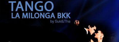 Tango La milonga BKK